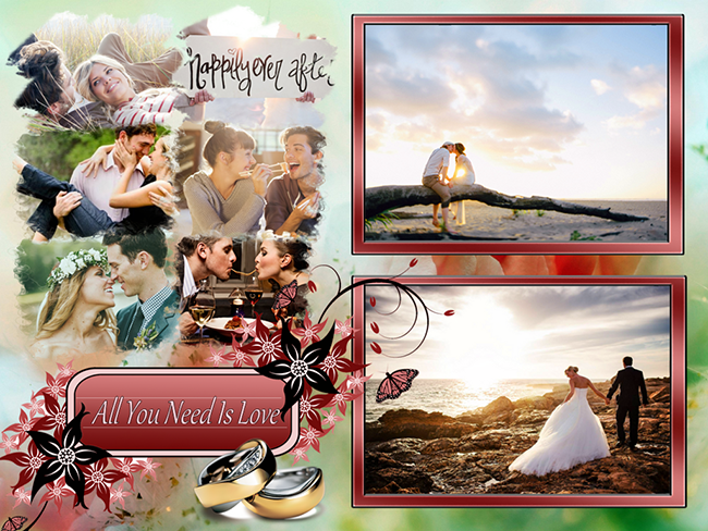 Wedding photography collages | collages | Pinterest | Photography ...