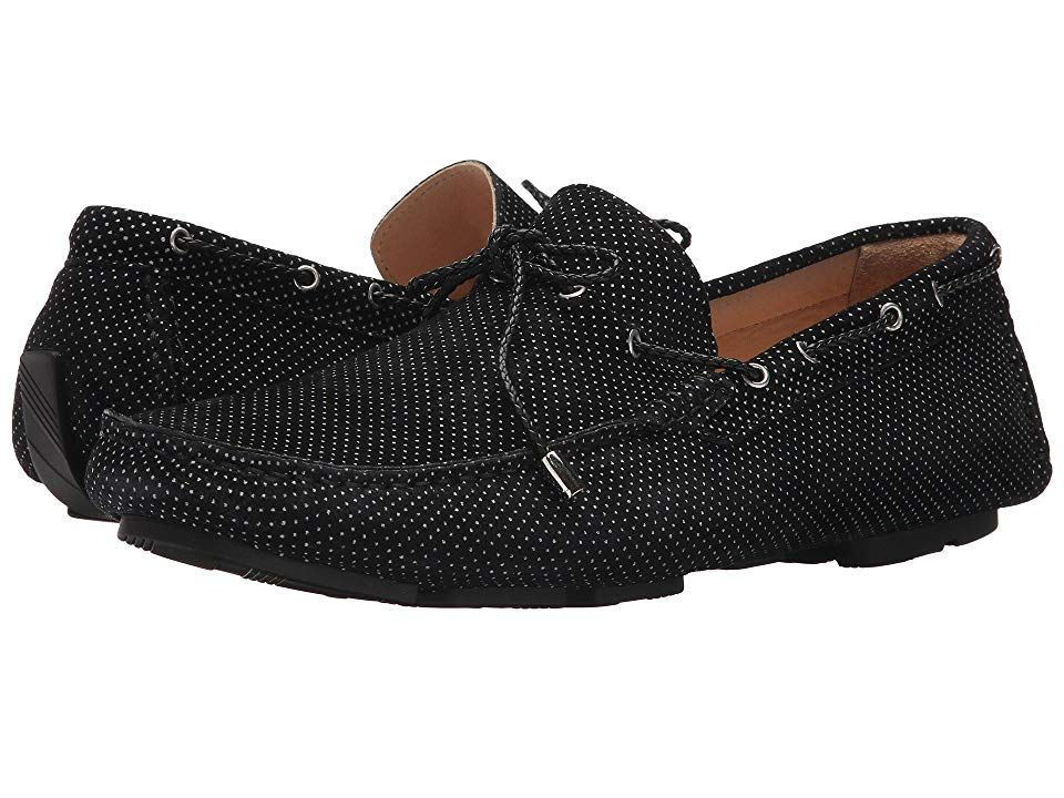 63b4b986275 BUGATCHI Sanremo Moccasin Men's Shoes Nero | Products | Moccasins ...