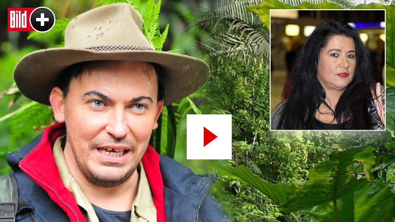 MegaZoff beim Dschungelcamp 2018 Jennys Mutter geht auf