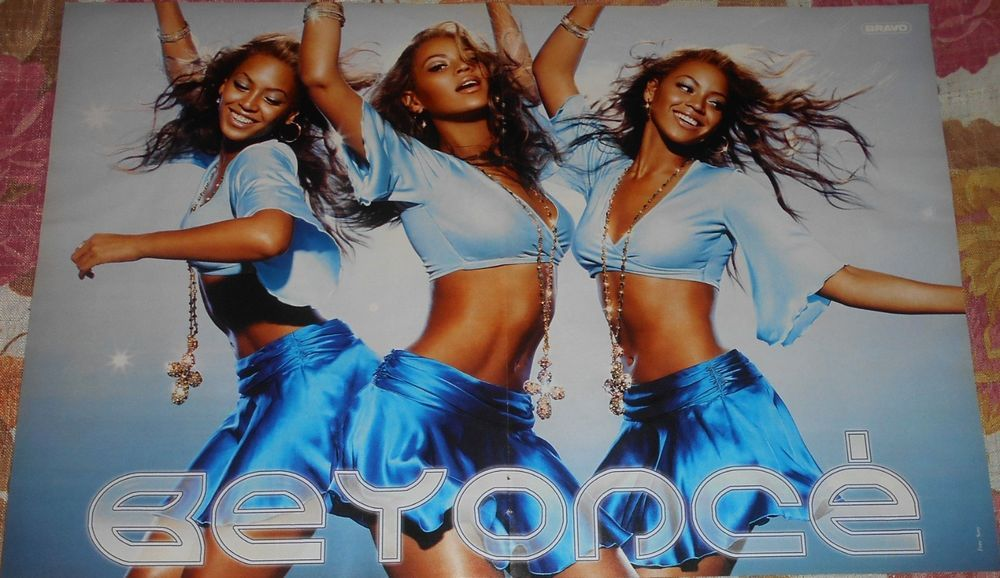 A3 Magazine Poster Beyonce Knowles