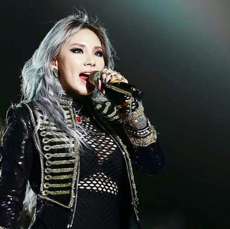 2NE1 || CL (MAMA 2015 - HK)