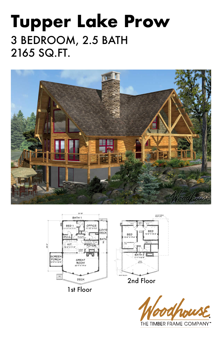 This Uniquely Shaped Home Pays Mind To Its Gorgeous Surroundings By Featuring Natural Elements Like Stun Stone House Plans Timber Frame Home Plans Rustic House