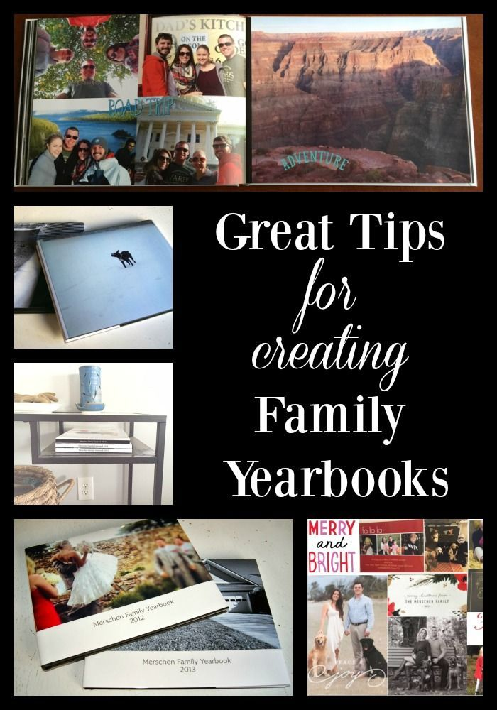 how to create family yearbooks tips on what to include how to