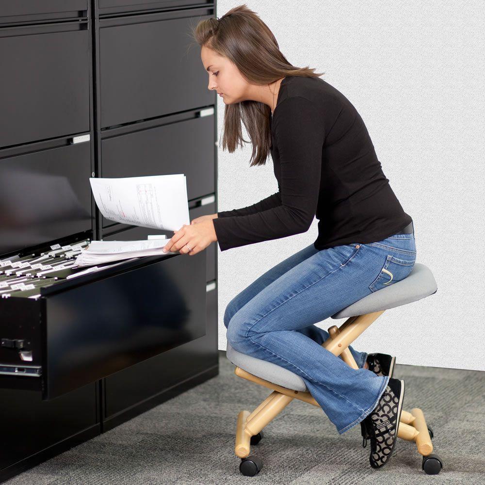 Ergonomic kneeling office chair ergonomic kneeling chair
