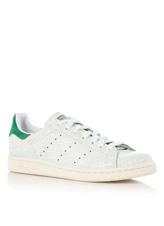 adidas stan smith groen wit