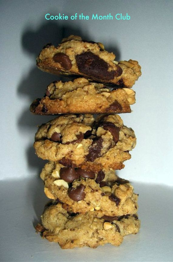 New Vegan Cookie Of The Month Club 3 Months Gift Care Package Fun Vegan Cookies Chocolate Chunk Cookies Dessert Recipes