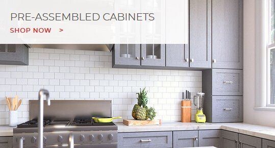 Discount Kitchen Cabinets Online | RTA Cabinets at Wholesale ...