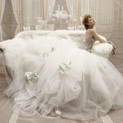 Italian weddings and Wedding dress