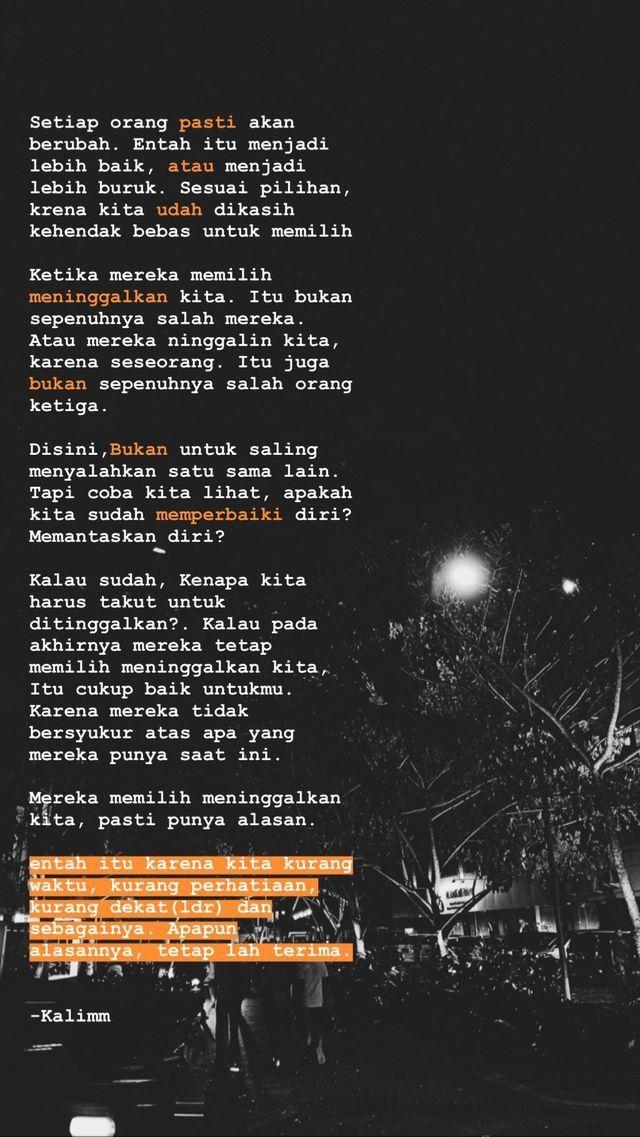 Pin Oleh Lisbeth Parera Di Quotes Kata Kata Indah Kutipan Dalam