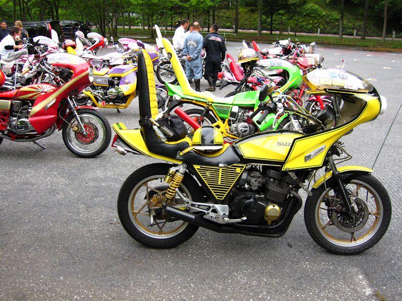 Bosozoku A Japanese Innovation In Motorbike Fashion Lazer