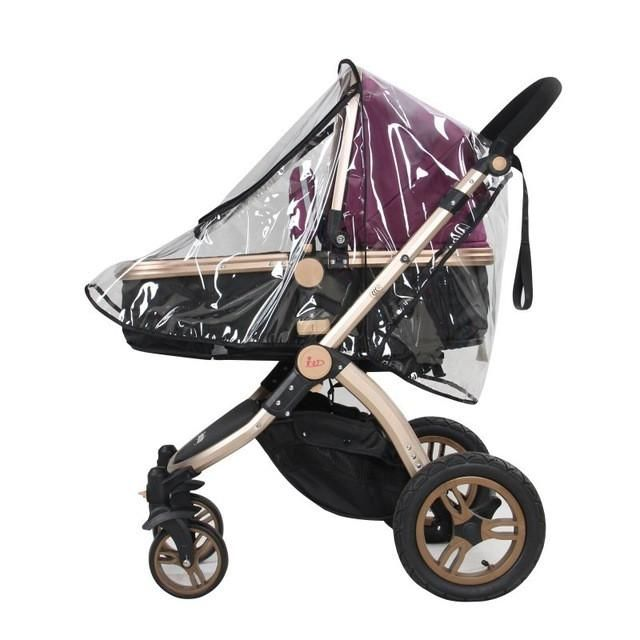 Universal Baby Canopy Waterproof Rain Cover Wind Shield Most Stroller Pushchairs Ll5 Baby Canopy Stroller Rain Cover Stroller