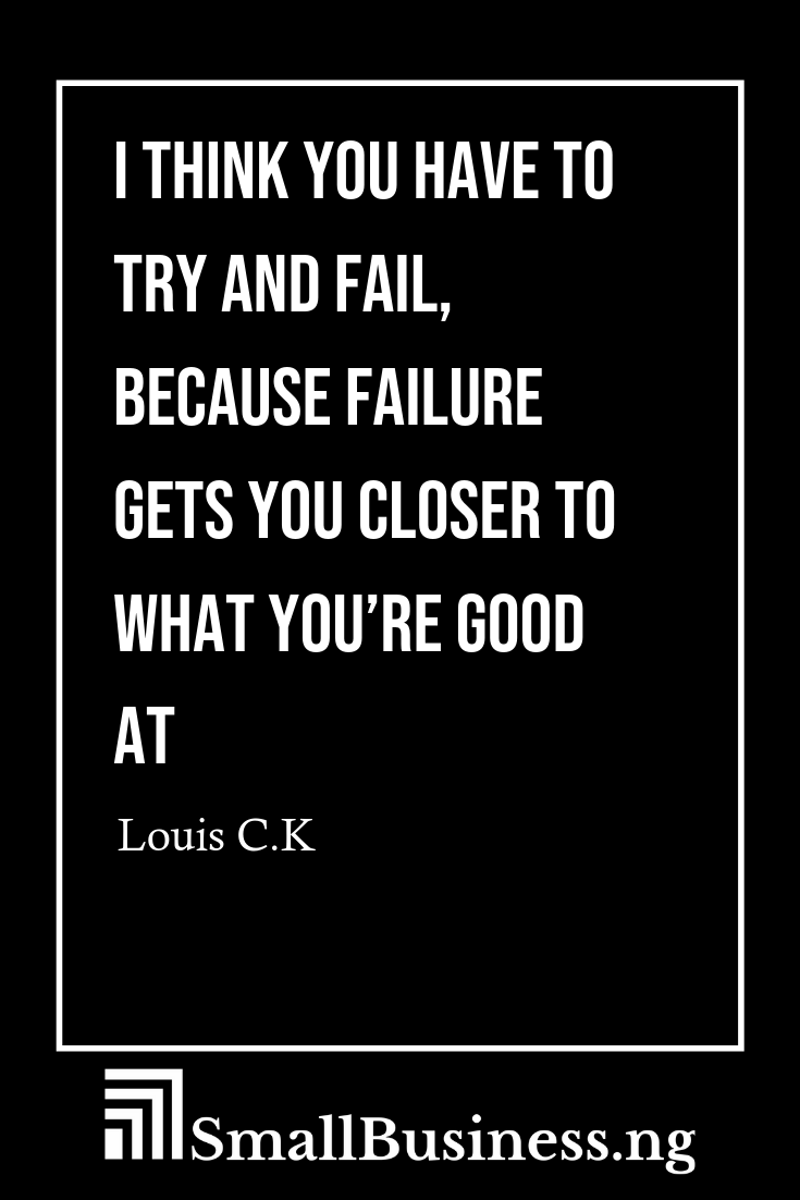 Quotes On Business Failure Business Quotes Business Quotes Funny Business Motivational Quotes Entrepreneur Motivation Quotes