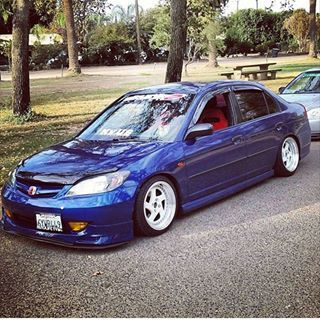 Th Gen Civic Es Es Civic Honda Jdm Em Civic S To S - Cool cars from the 00s
