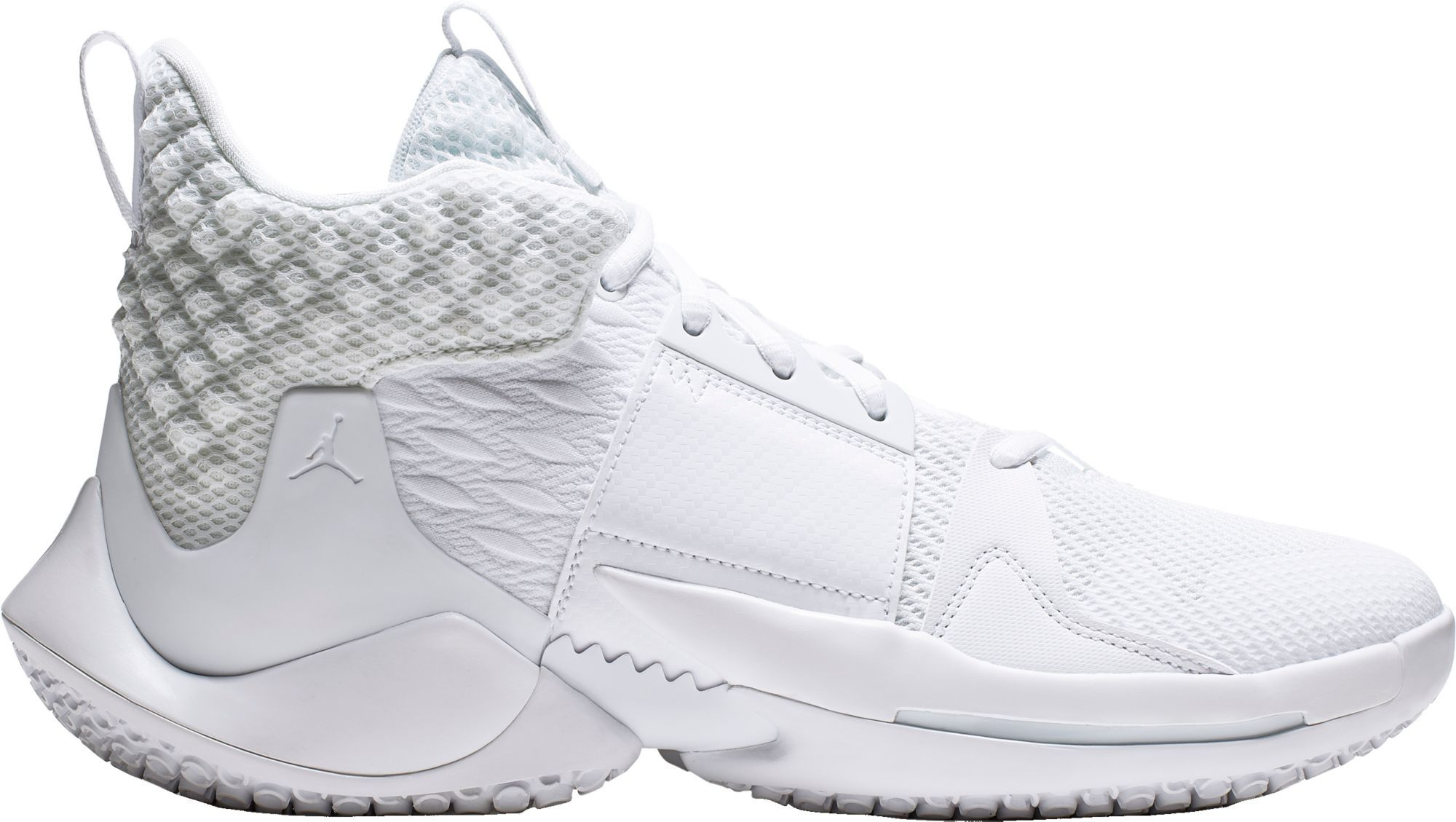 Jordan Why Not Zer0 2 Basketball Shoes In 2020 White Basketball Shoes Basketball Shoes Jordans