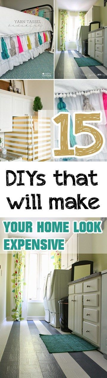 Expensive Looking Home Decor, Expensive Looking DIY, DIY Projects, Home  Improvement Projects, Easy Home Improvement Projects, Home Improvement  Hacks, Home ...