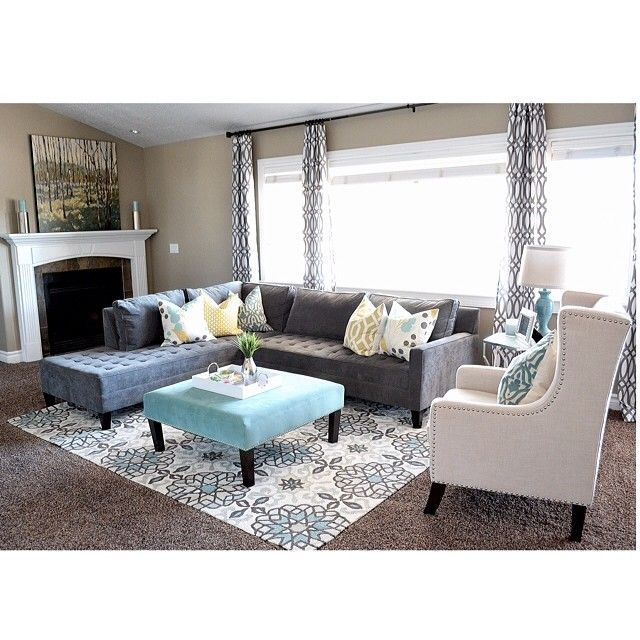 Z Gallerie Vapor Sectional   Google Search · Cozy Living RoomsCondo ... Part 49