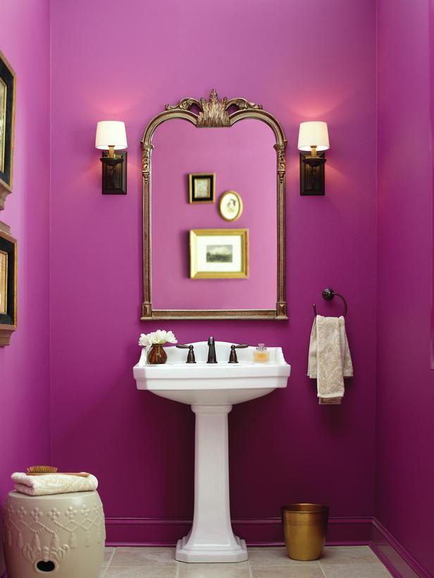 7 Designer Secrets To Easy Paint Upgrades Bathroom Paint Colors Painting Bathroom Bathroom Paint Colors Behr