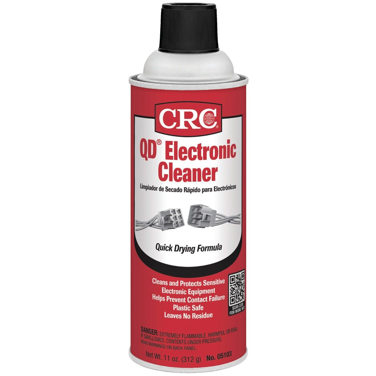 11 Oz Crc Electronic Cleaner With Images Cleaners Quick Dry