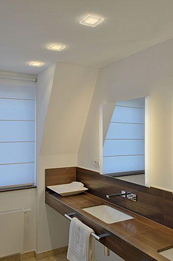 Einbauleuchten mit Spritzwasserschutz Teil 2 licht bad\/wc - licht ideen badezimmer