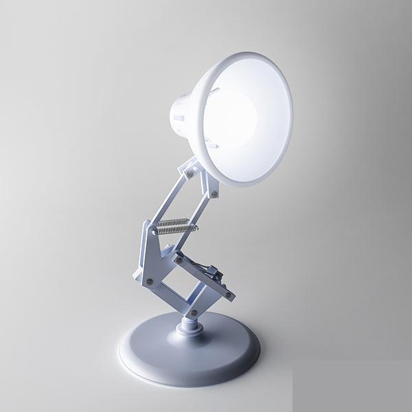 Download Free 3d Model Of Pixar Lamp Luxo Tell Us If You Need Any Custom Adjustments Pixar Lamp Lamp Lamp Decor