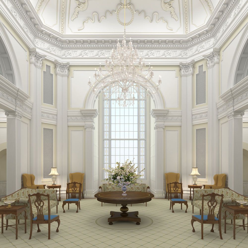 Philadelphia Pennsylvania Temple Celestial Room Lds
