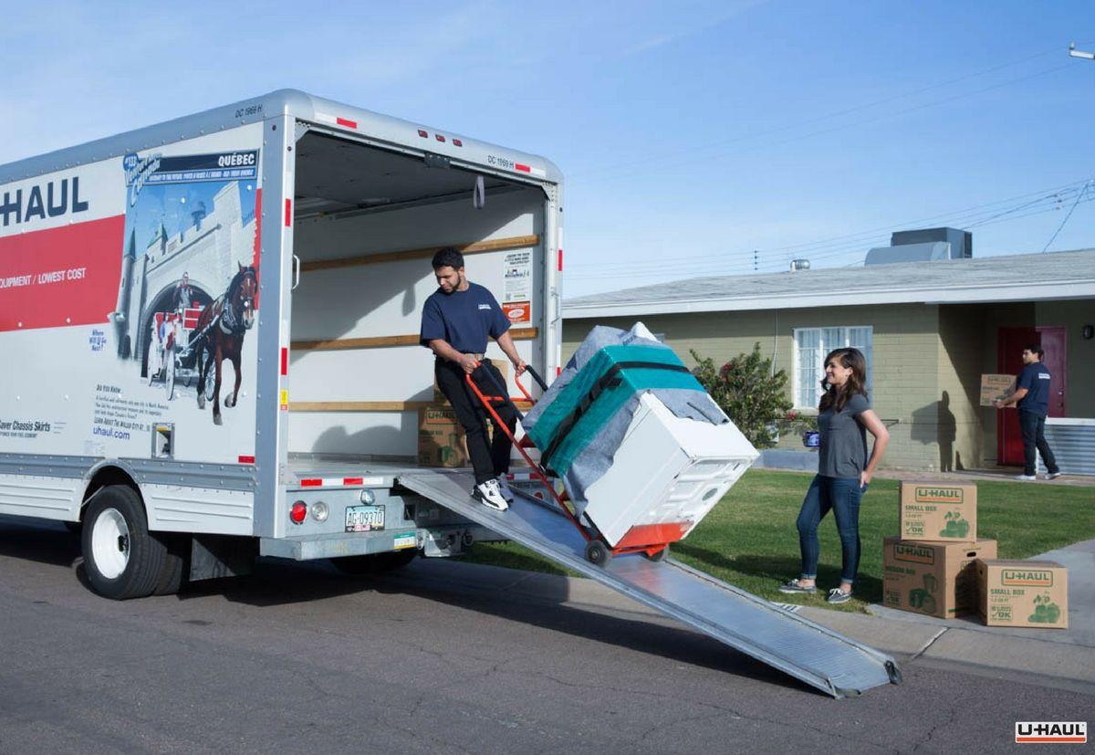 Help unloading a truck