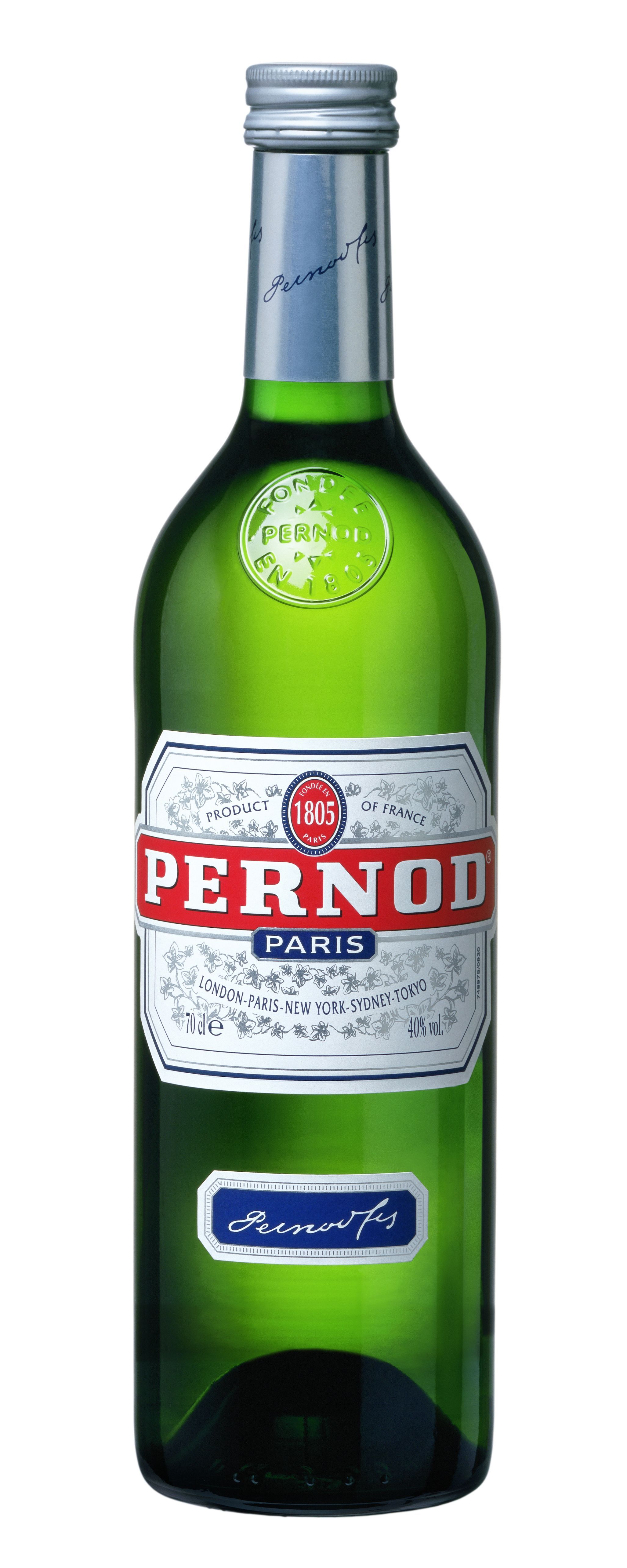 Pernod from France