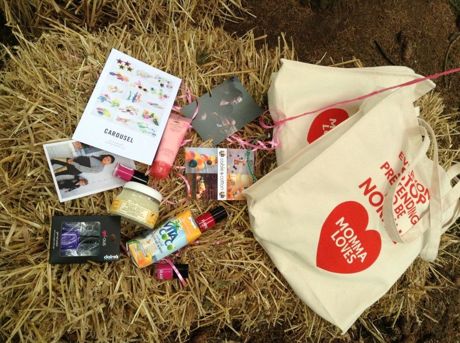 Grown Up Goody Bags