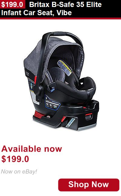 Infant Car Seat Britax B Safe 35 Elite Vibe BUY IT NOW ONLY 1990