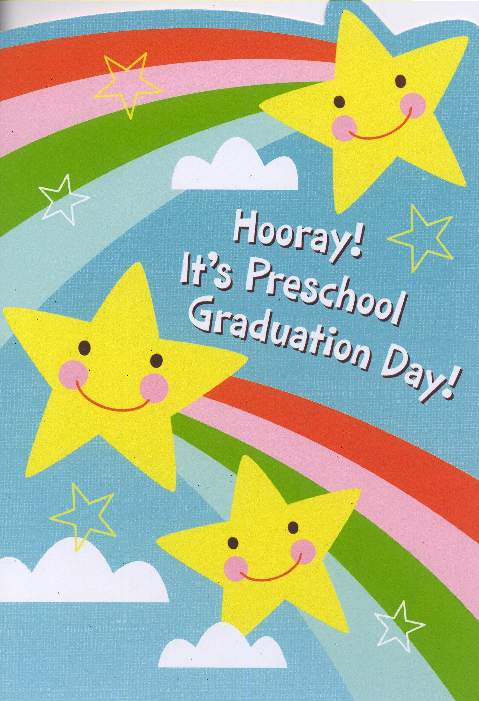 Hallmark Has Cards To Celebrate And Congratulate Graduates Of All Ages Like This Pre School Graduation Card
