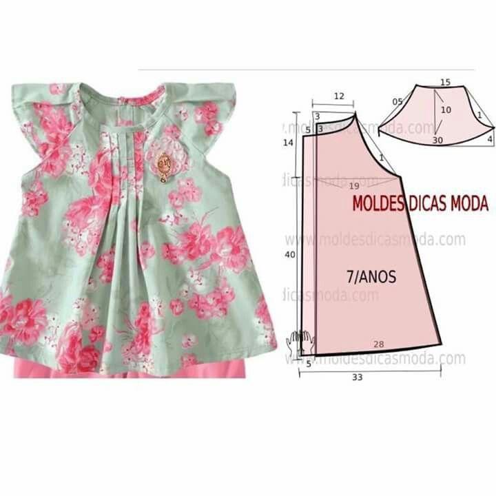 Pin de Junia Turra en Baby girls\' stuff | Pinterest | Moda infantil ...