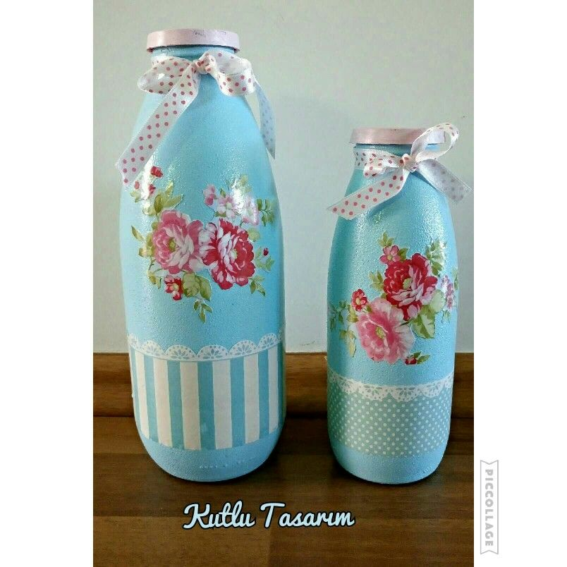 2li Vintage Vazo Ayperimin Süt şişeleri Artık Sürahi Ya Da Vazo