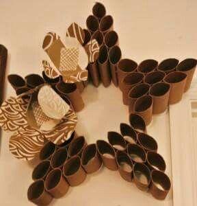 pingl par erika ha sz sur origami wc pap r guriga pinterest rouleaux deco noel et. Black Bedroom Furniture Sets. Home Design Ideas