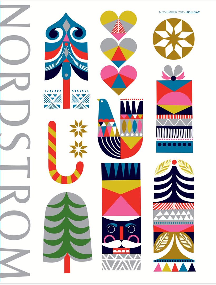 Sanna Annukka x Nordstrom Holiday 2015 | Holidays: Christmas ...