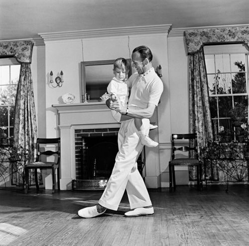 Fred Astaire & Fred Astaire Jr.