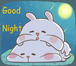 Tuagom Puffy Bear Rabbit Sticker 9450796 Cute Bear Drawings