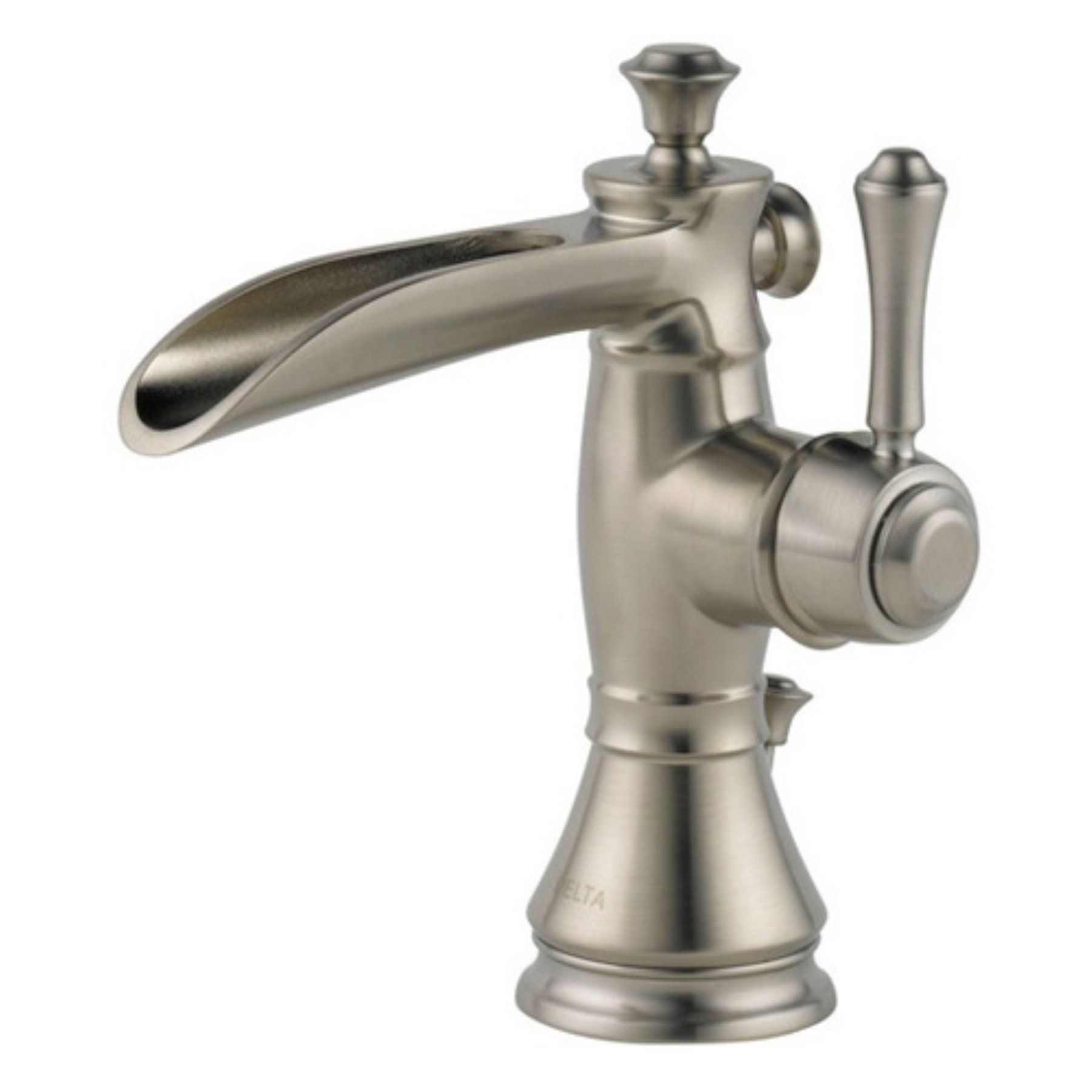 Delta Cassidy Single Handle Channel Spout Bathroom Faucet