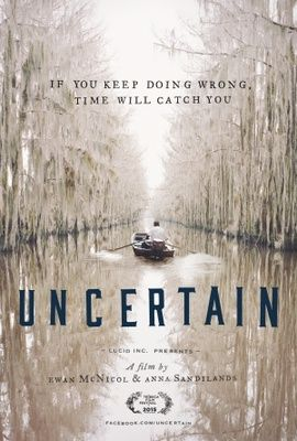 Uncertain (2015), #poster, #mousepad, #tshirt #movieposters2