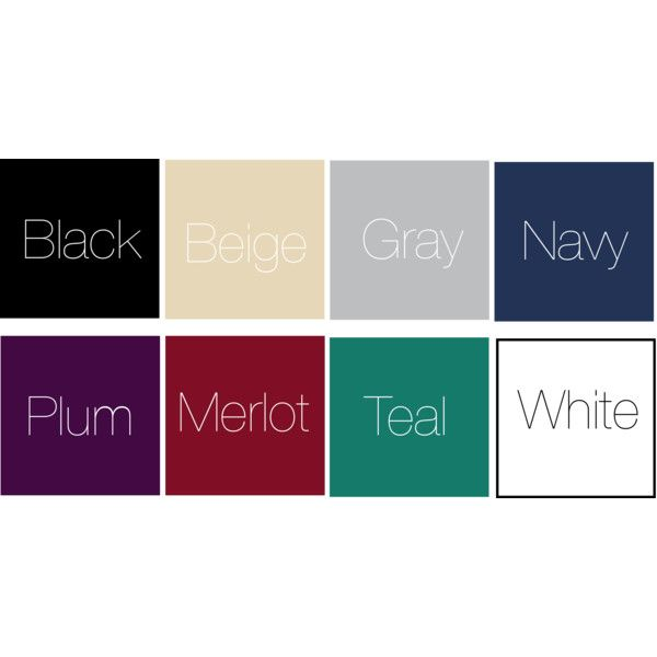 My Colors by pinthis on Polyvore