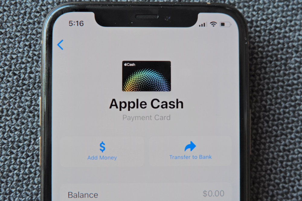 How To Get Money Off Of Apple Cash