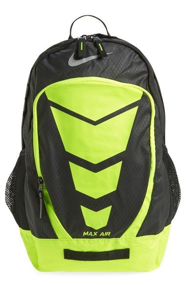 5996fbc2bd NIKE 'Max Air Vapor - Large' Backpack. #nike #bags #polyester #backpacks