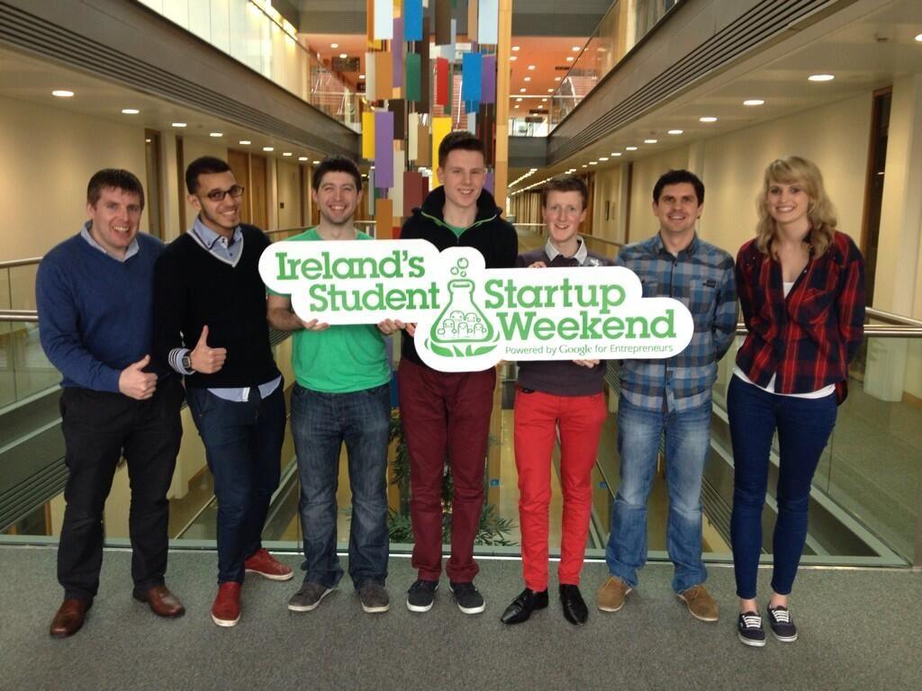 Ireland's Student Startup Weekend
