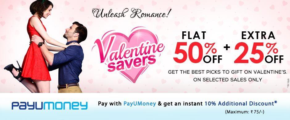 Get The Best Picks To Gift On Valentine - http://www.grabbestoffers.com/coupon/get-best-picks-gift-valentine/