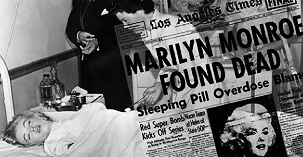 10 Eerie Details You Probably Didn't Know About Marilyn Monroe's Death