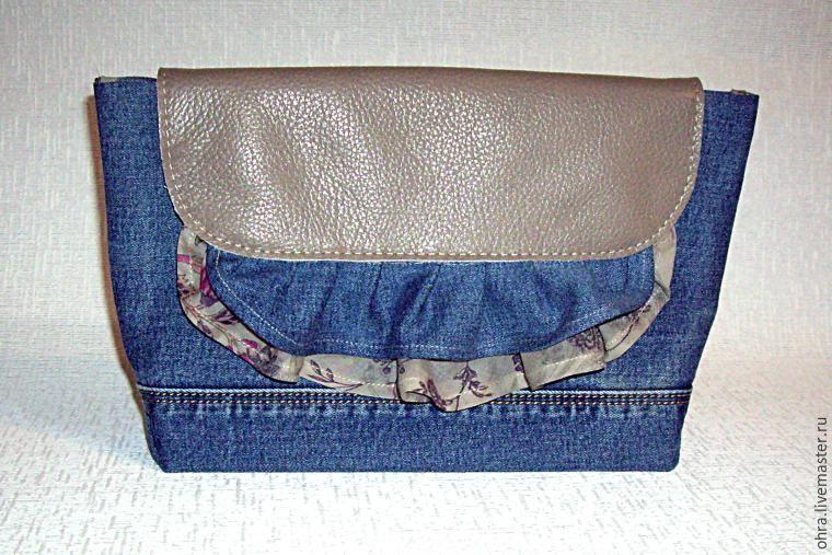 c9da6c5ac323 сумка из джинса - Самое интересное в блогах (уплотнитель-пластиковая  салфетка под горячее)