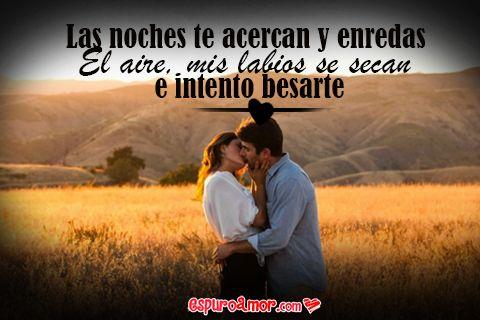 Fotos De Enamorados Besandose Con Frases Buenas Noches Amor Mio Fotos De Enamorados Enamorados Besandose