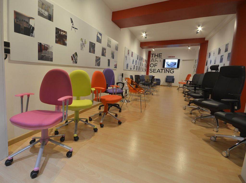 Tienda sillas de oficina Barcelona | Tienda que visitar | Pinterest