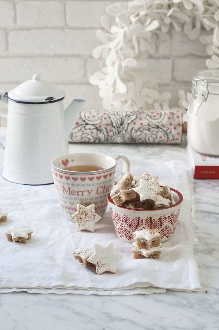 Descubre paso a paso cómo hacer las galletas de estrella de canela alemanes, una receta tradicional de Navidad. Ideales para regalar y compartir con la familia