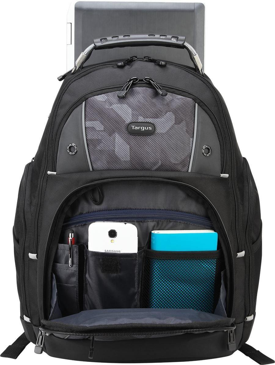"""16"""" Drifter Backpack Blk Camo - Targus - TSB834"""