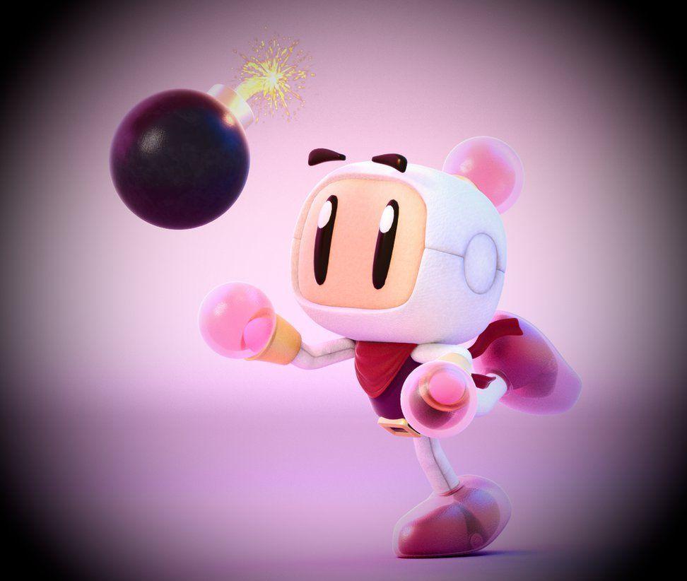 Bomberman Bomberman V Games Deviantart